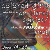 Thumbnail image for For Colored Girls Who Have Considered Suicide When The Rainbow Is Enuf