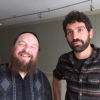 "Thumbnail image for Joshua Weinstein (Director), Menashe Lustig (Star) of ""Menashe"""