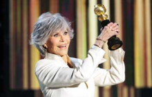 Thumbnail image for Gowns and Pajamas<br>Watching the 2021 Virtual Golden Globes