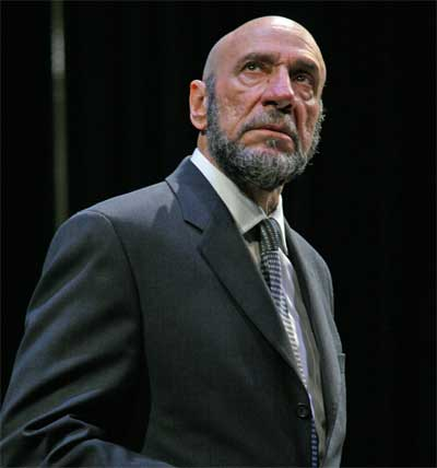 "F. Murray Abraham in ""The Merchant of Venice"""