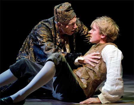 Pangloss and Candide