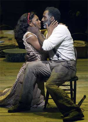 Porgy and Bess: Audra McDonald and Norm Lewis