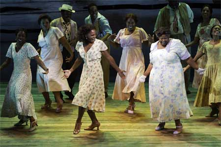 Porgy and Bess, dance from the picnic scene