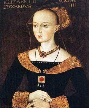 Elizabeth Woodville-Grey (c. 1471)
