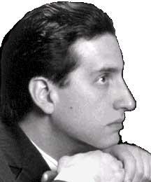 Hershey Felder as George Gershwin