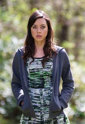 Aubrey Plaza as Darius