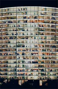"Andreas Gursky, ""May Day V"""