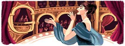 Maria Callas (1923- 1977)