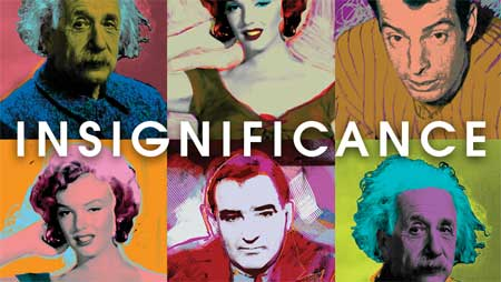 'Insignificance' Poster