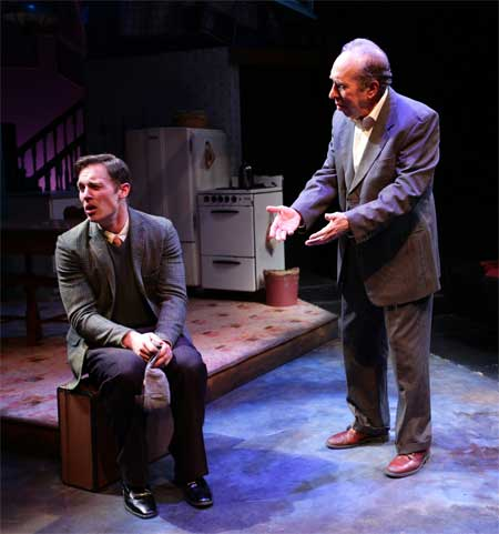 willy and biff in the play death of a salesman Free essay: biff is one of the main characters in the play death of a salesman by arthur miller biff is willy's and linda's son he was the star.