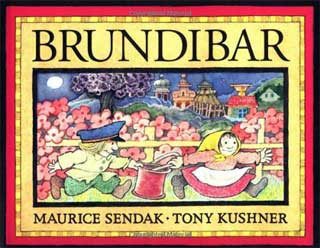 Cover of 2002 book by Maurice Sendak and Tony Kushner