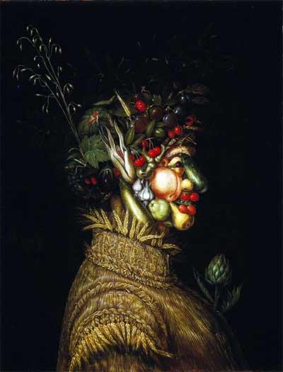 Giuseppe Arcimboldo, Italian, 1527-1593,