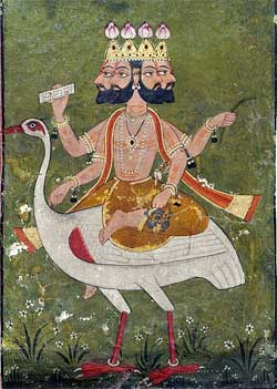 'Brahma,' Northern India, c.1700