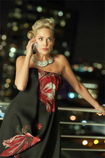 Sharon Stone as Dr. Parker in 'Fading Gigolo'
