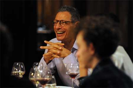 Jeff Goldblum as Morgan in 'Le Weekend'