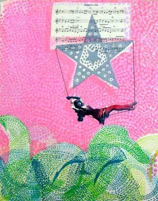 Annie Silverman, 'Swingin' on a Star'