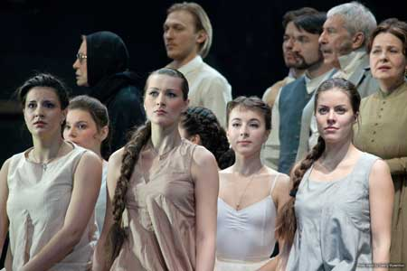 Tatyana's Friends in 'Eugene Onegin'