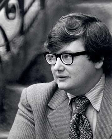 Roger Ebert in 'Life Itself'