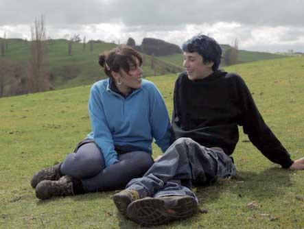 Anna Socías and Albert Casals in 'Little World'
