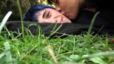 Albert Casals and Anna Socías in 'Little World'