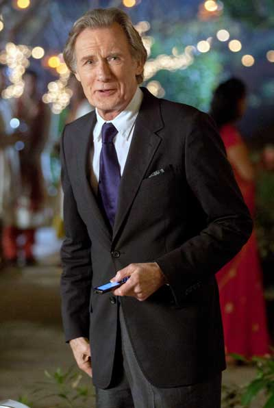 Bill Nighy as Douglas Ainslie in 'The Second Best Exotic Marigold Hotel'