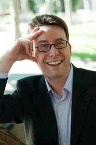 Matthew Spangler, co-author of 'Albatross'