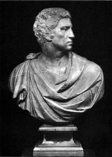 Michaelangelo, 'Brutus' (1538), Museo Nazionale del Bargello, Florence