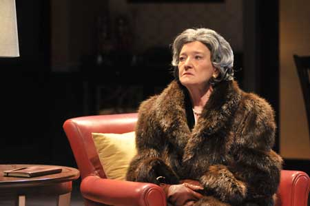 Nancy E. Carroll as Katharine Gerard in 'Mothers and Sons'