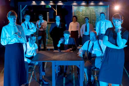 Cast of 'The Farnsworth Invention'