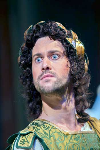 David Hansen as Nerone in 'Poppea'