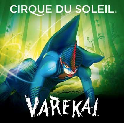Varekai poster