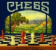 Chess Fruit Label