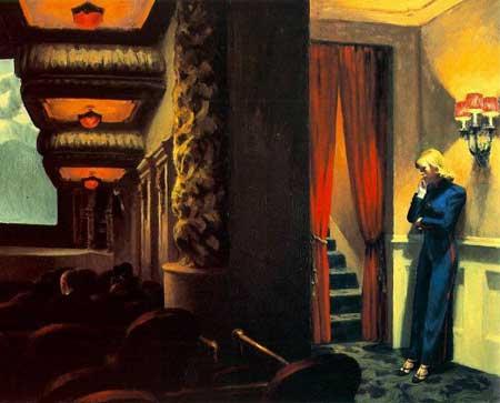 Edward Hopper, 'New York Movie' (1939) width=