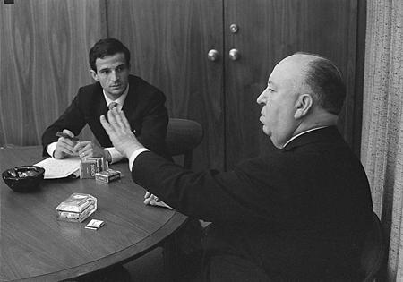 François Truffaut, Alfred Hitchcock