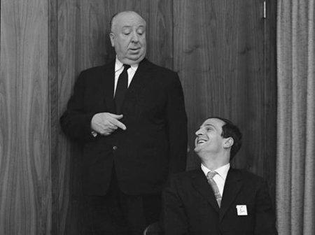 Alfred Hitchcock, François Truffaut