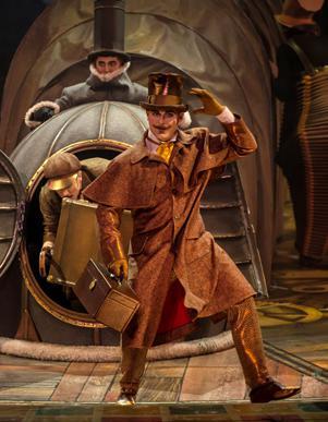 Magician from 'KURIOS: Cabinet of Curiosities'