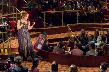 Lilli Cooper as Hélène in 'Natasha, Pierre & The Great Comet of 1812'
