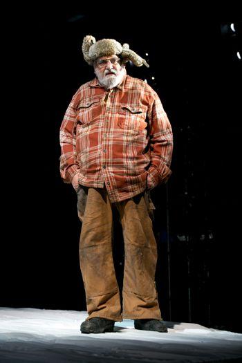 Louis Jenkins as Wayne in 'Nice Fish'