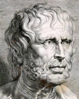 Seneca (4 BCE - 65 CE), Roman Stoic philosopher