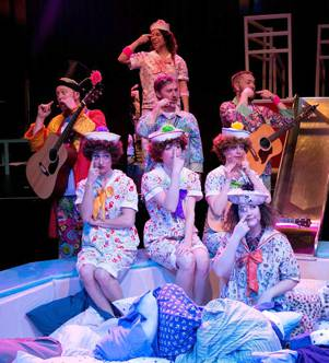 The Company of 'H.M.S. Pinafore'