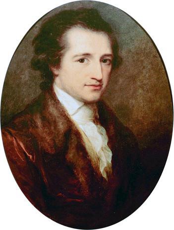 Johann Wolfgang von Goethe (1787)