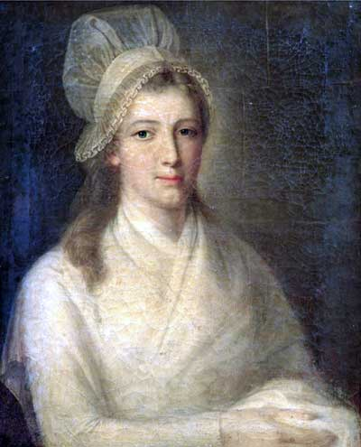 Charlotte Corday (1768-1793)