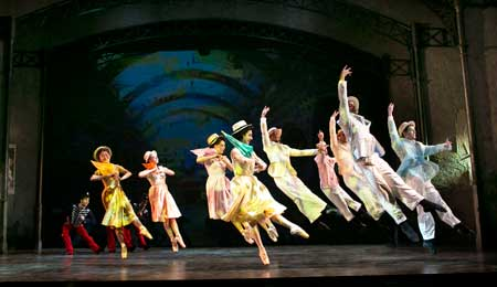 Company in 'An American in Paris'
