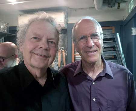 Guy Van Duser and Billy Novick