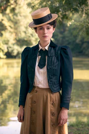 Keira Knightley as Colette in 'Colette'