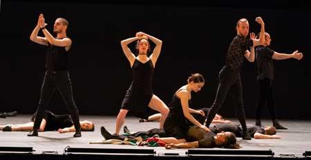 The Batsheva Dance Company in 'Venezuela'