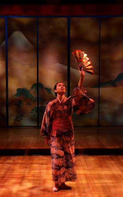 Micheline Wu in 'Pacific Overtures'