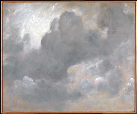 John Constable, 'Cloud Study' (1822)