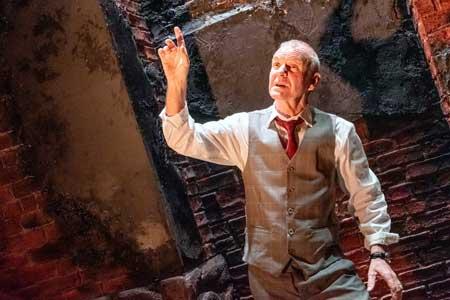 Billy Meleady as Tim Finnegan in 'the smuggler'