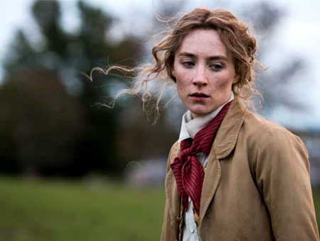 Saoirse Ronan as Jo March in 'Little Women'